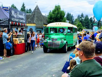 """Catch performances by street entertainers and a full lineup of live music at <a href=""""https://everout.com/portland/events/multnomah-days/e103205/"""">Multnomah Days</a>, one of Portland's oldest street fairs, this Saturday."""