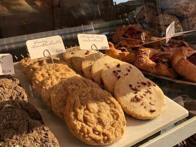 """Try baked goods made by a former <a href=""""https://everout.com/seattle/locations/canlis/l19889/"""">Canlis</a> pastry chef at the newly reopened <a href=""""https://everout.com/seattle/locations/volunteer-park-cafe/l18658/"""">Volunteer Park Cafe</a> this weekend."""