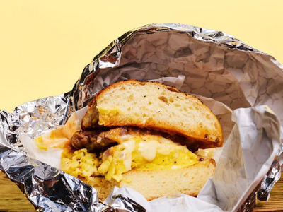 Where to Find Breakfast Sandwiches in Seattle