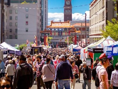 """The <a href=""""https://everout.com/seattle/events/cid-food-walk-series-july-august/e102888/"""" target=""""_blank"""" rel=""""noopener"""">Chinatown-International District food walk</a> has a bounty of cheap eats that will ensure you come away with a full belly and still semi-full wallet."""
