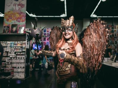 """The place to go for all things comics, this year's&nbsp;<a href=""""https://everout.com/portland/events/rose-city-comic-con/e102920/"""" target=""""_blank"""" rel=""""noopener"""">Rose City Comic Con</a>&nbsp;will also have several big names in attendance such as&nbsp;<em>The Mandalorian</em>&rsquo;s Carl Weathers."""