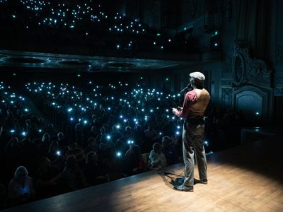 """Compelling storytellers at <a href=""""https://everout.com/portland/events/the-moth-mainstage-in-portland/e103607/"""">The Moth Mainstage</a> will weave unscripted, first-person tales."""