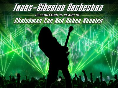 Trans-Siberian Orchestra: Celebrating 25 Years of Christmas Eve and Other Stories