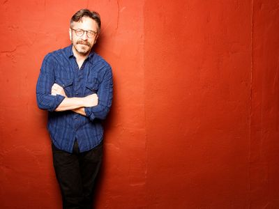"""Everyone's favorite curmudgeonly comic,&nbsp;<a href=""""https://everout.com/seattle/events/marc-maron/e103532/"""" target=""""_blank"""" rel=""""noopener"""">Marc Maron</a>, will bring his insightful stand-up to Seattle this week.&nbsp;"""