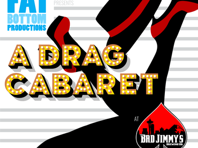 Drag Cabaret at Bad Jimmy's Brewery