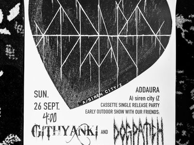Addaura Cassette Release Party