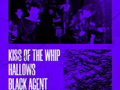 Strict Tempo with Vox Sinistra: Kiss of the Whip, Hallows, Black Agent
