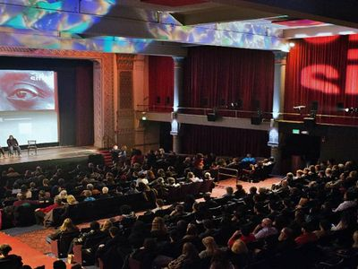"""The inaugural <strong><a href=""""https://everout.com/seattle/events/siff-docfest/e104009/"""">SIFF DocFest</a></strong> kicks off this week at their newly reopened Egyptian theater."""