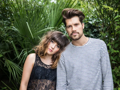 """Indie pop duo (and newlyweds!) <a href=""""https://everout.com/portland/events/oh-wonder/e104259/"""">Oh Wonder</a> will tour with their new """"break-up album"""" <em>22 Break</em>."""