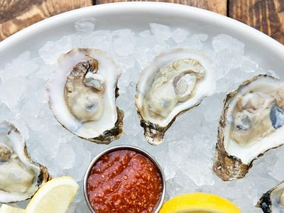 Beer and Wine Oyster Fest