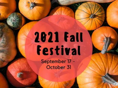 2021 Fall Festival at Packer Farm Place