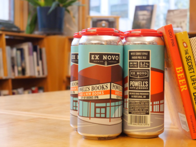 City of Books IPA Release