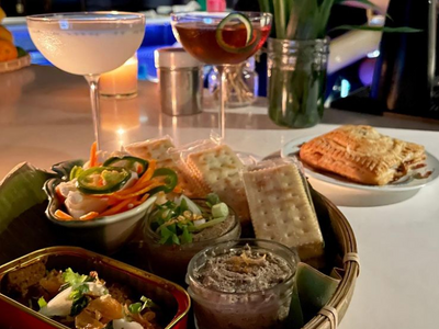 """<a href=""""https://everout.com/seattle/search/?q=pho%20bac"""">Pho Bac</a>'s new downtown speakeasy <a href=""""https://everout.com/seattle/locations/phocific-standard-time/l41407/"""">Phocific Standard Time</a> slings Viet-inspired cocktails and snacks."""