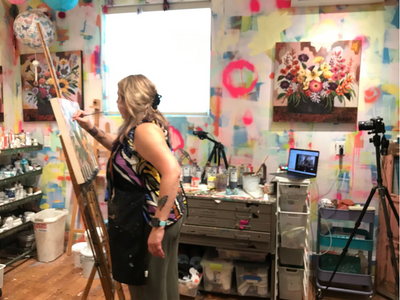 """See another side of art at the first weekend of <a href=""""https://everout.com/portland/events/portland-open-studios-tour-2021/e104324/"""">Portland Open Studios</a>' 2021 Tour."""