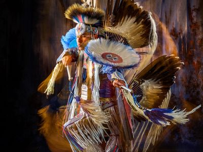 """Supaman, an Aps&aacute;alooke rapper originally from Seattle, will perform as part of the virtual <a href=""""https://everout.com/seattle/events/indigenous-people-festival/e104074/"""">Indigenous People Festival</a> on Friday."""