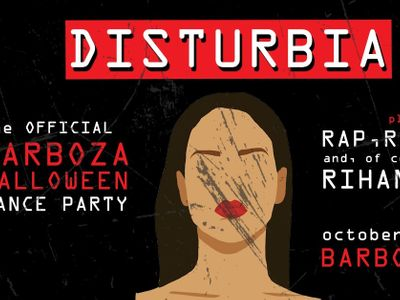 Disturbia - The Official Halloween Dance Party