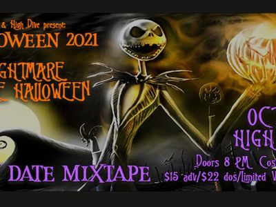 The Nightmare Before Halloween featuring Prom Date Mixtape