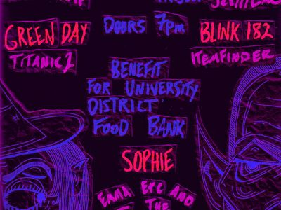 Nightmare On Vera Street: A Cover Show Benefit For The University District Food Bank
