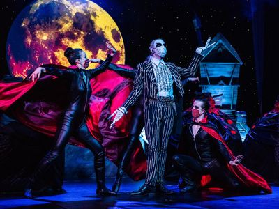 """Jack Skellington will be your Halloween Town host in the cabaret <a href=""""https://everout.com/seattle/events/this-is-halloween/e104366/"""">This Is Halloween</a>."""