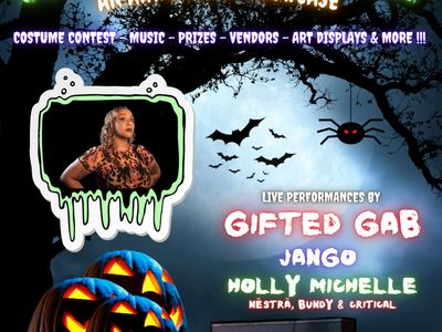 Scary Good Seattle: Halloween with Gifted Gab!