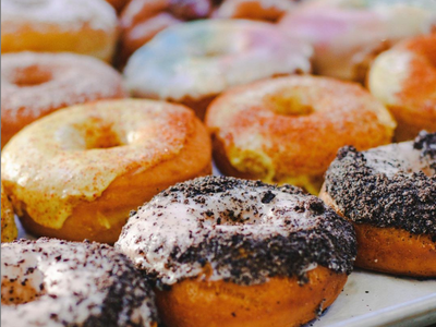 """The queer-owned vegan doughnut truck <a href=""""https://everout.com/seattle/locations/dough-joy/l41482/"""">Dough Joy</a> will soon set up shop on Capitol Hill on a permanent basis."""