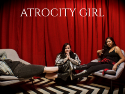 Atrocity Girl with Coup Contrecoup, Dirty Rugs, & Emergency Brake