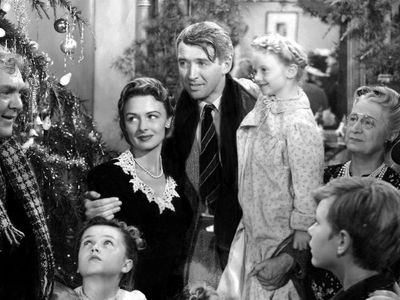 """Catch the Christmas classic, <a href=""""../../../../../movies/its-a-wonderful-life/A14131/"""">It's a Wonderful Life</a>, at Blue Mouse Theater."""