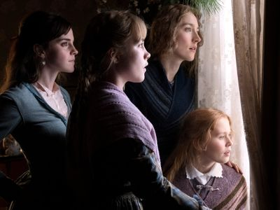 "Best Picture nominee <a href=""https://everout.com/movies/little-women/A24148/""><em>Little Women</em></a> is one of several Academy Award contenders still in theaters.&nbsp;"
