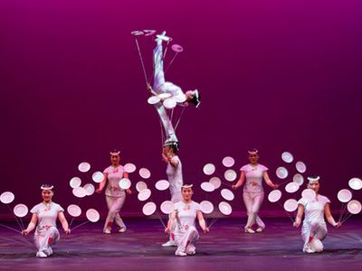 "Watch the <a href=""https://www.thestranger.com/events/42323053/the-peking-acrobats"">Peking Acrobats</a> defy gravity at the Pantages Theater this weekend."